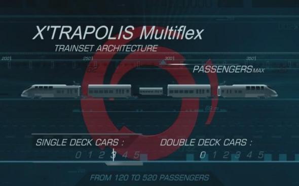 Meconopsis - Alstom X'trapolis