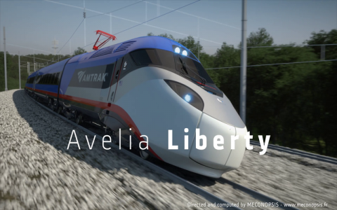 Alstom Avelia movie by Meconopsis