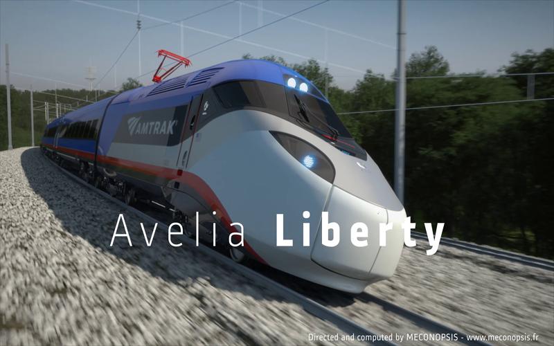 Film Alstom Avelia par Meconopsis