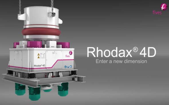 Film de présentation du RHODAX de FIVES